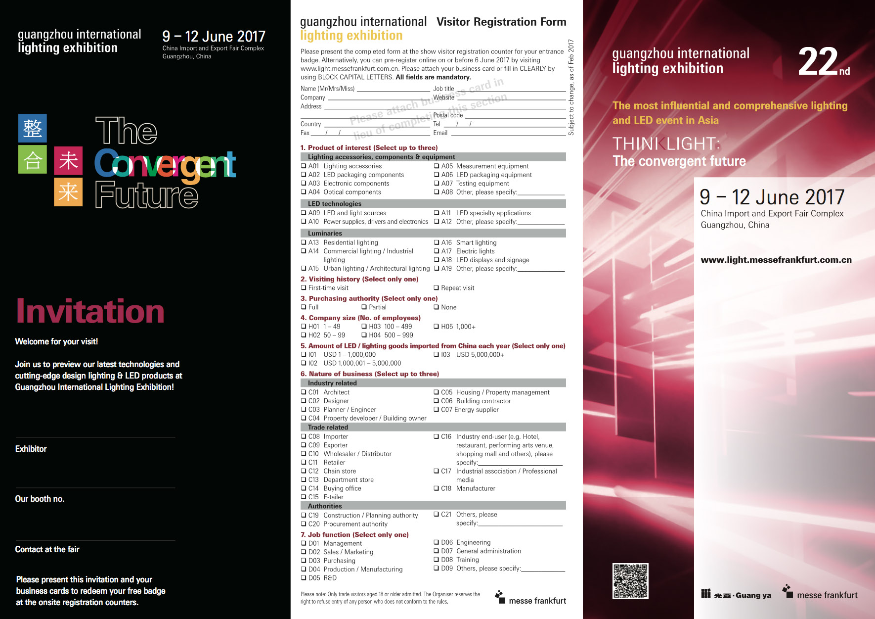 22nd Guangzhou International Lighting Exhibition