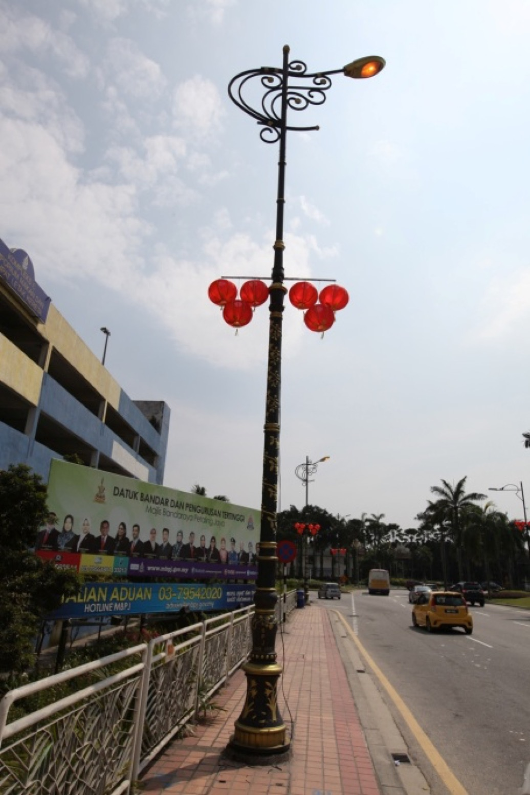 MALAYSIA STREET LAMP PROJECT